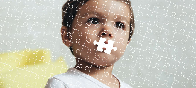 The Missing Piece - toddler image
