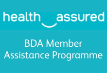 Health Assured - BDA Member Assistance programme