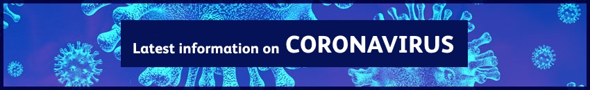 Latest Coronavirus information