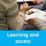 Learning and access
