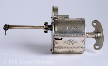 dental equipment clockwork drill and dental engine